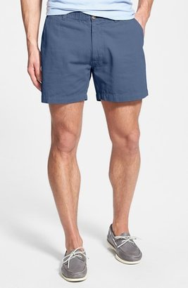 Men's Vintage 1946 'Snappers' Vintage Washed Elastic Waistband Shorts $52 thestylecure.com