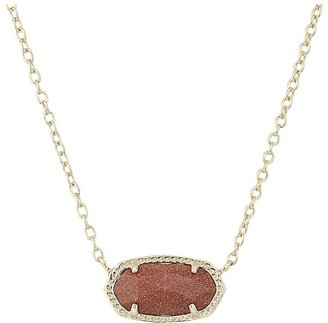 Kendra Scott - Elisa Pendant Necklace Necklace $50 thestylecure.com