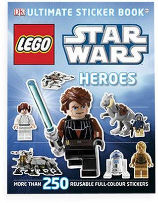 Star Wars Lego Heroes: Ultimate Sticker Book