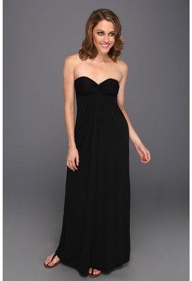 Type Z Janey Maxi Dress (Black) - Apparel