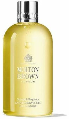 Molton Brown Orange & Bergamot Bath and Shower Gel, 10 oz./ 30 mL
