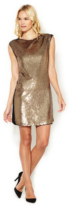 Rebecca Taylor All Over Sequin Dress