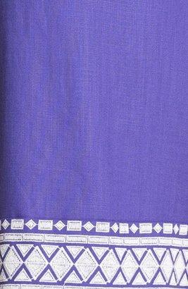 Kate Spade 'laureen' Linen Blend Shift Dress