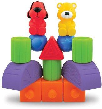 Melissa & Doug k's kids pop blocs building set