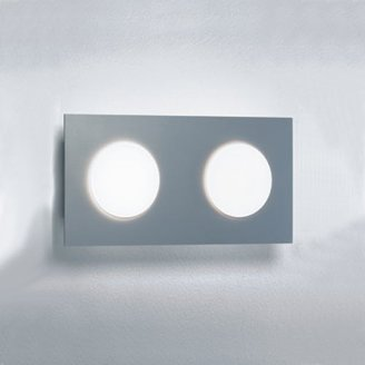 Zaneen Duo Double Ceiling or Wall Light