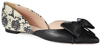 Kate Spade General Pointed Toe Flats