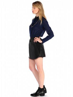 House Of Harlow Pearl Mini Skirt