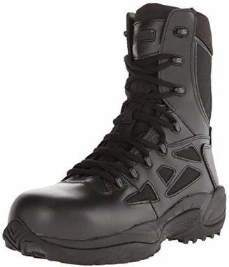 "Reebok Work Duty Men's Rapid Response RB RB8874 8"" Tactical Boot"