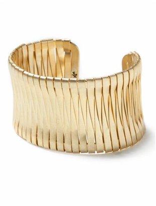 Kenneth Cole New York Gold Cuff Bracelet