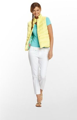 Lilly Pulitzer FINAL SALE - Lauren Puffer Vest