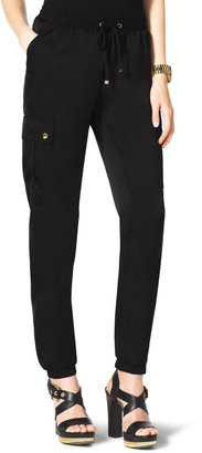 Michael Kors Easy Cargo Pants