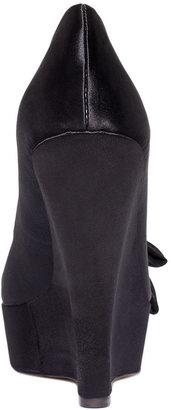 Paris Hilton Shoes, Shelly Platform Wedges