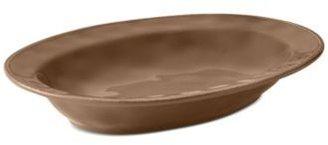 Rachael Ray Cucina Mushroom Brown Serve Bowl