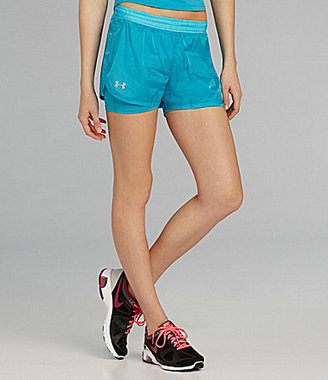 Under Armour See Me Go 2-In-1 Running Shorts