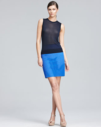 J.W.Anderson Caged Skirt
