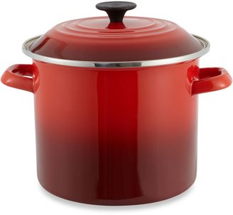 Le Creuset 8-Quart Stockpot in Red