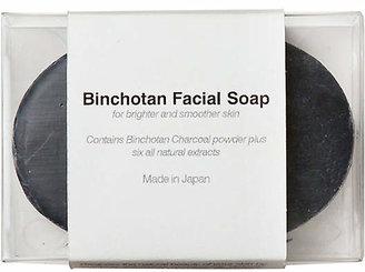 MORIHATA Binchotan Facial Soap