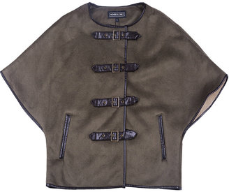Members Only Cassie Faux Shearling Caplette