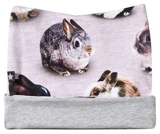 Molo Bunny Print Noma Baby Hat