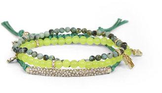BCBGMAXAZRIA Mixed Bracelet Set