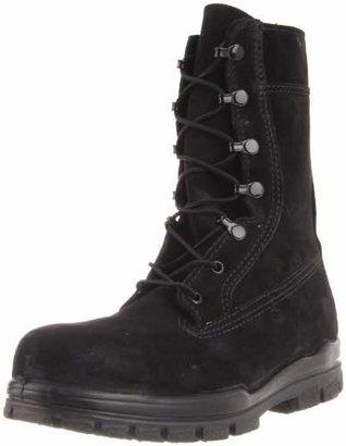Bates Footwear Women's 9 Inches Suede Durashocks Steel Toe Boot