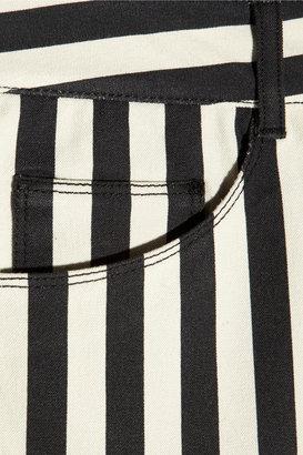 Joseph Erevan striped skinny jeans