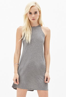 Forever 21 Heathered Knit Dress