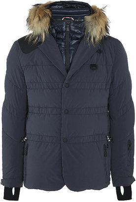 Moncler Zillertal Fur Trim Jacket