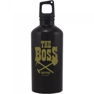 Discovery Gold Rush The Boss Water Bottle - Black