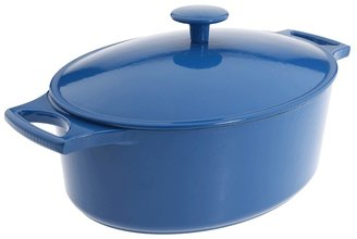 Fagor Michelle B. by 5.5qt. Dutch Oven (Blue) - Home