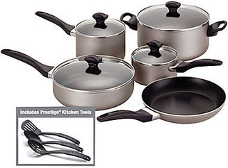 Farberware 12-pc. Dishwasher-Safe Nonstick Cookware Set
