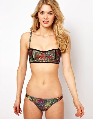 Insight Feather Bikini Set