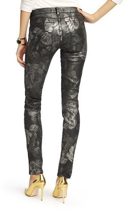 Juicy Jeans Floral Foil Skinny Jean
