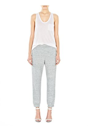 Alexander Wang Nep French Terry Sweatpants