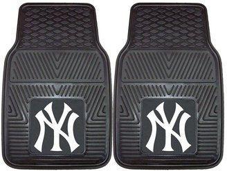 New York Yankees FANMATS 2-pk. Car Floor Mats
