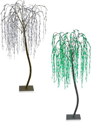 Willow Tree Sterling at Home Metal LED White