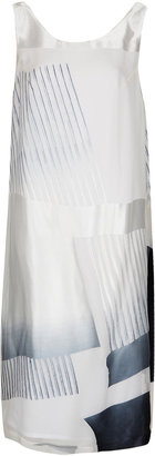 Topshop **Silk Devore Dress by Unique