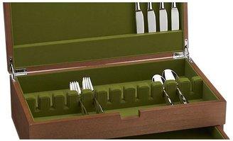 Crate & Barrel Flatware Storage Box with Drawer