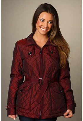 Vince Camuto Diamond Quilted Jacket