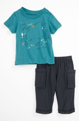 Tea Collection T-Shirt & Pants (Baby)