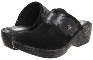 Børn Pittina (Black Suede) - Footwear