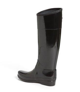 Hunter 'Sandhurst Carlyle' Tall Riding Rain Boot (Women)