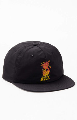 1ac32472ca9974 RVCA Graphic Pack Snapback Hat