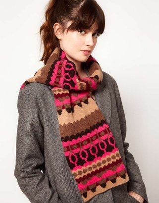 Wilson Donna Exclusive to ASOS Tree Cloud Scarf