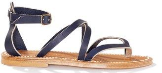 K. Jacques Epicure Thong Gladiator Sandal