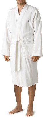 Polo Ralph Lauren Men's Kimono Cotton Velour Robe $90 thestylecure.com
