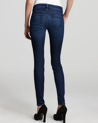 Genetic Denim Jeans - The Shya Skinny in Vista