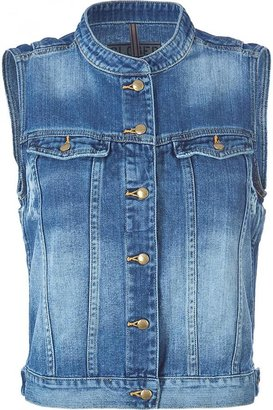 Closed Destroyed Wash Erin Jeans-Vest