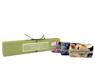 Caswell-Massey Pear Blossom 3 Soap Set