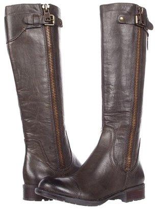 Franco Sarto Peak (Black Tumbled) - Footwear